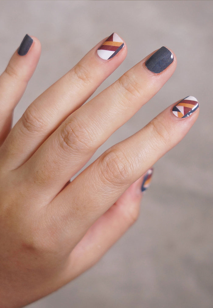 Freshly Wrapped Nail Wrap - Boho Chic
