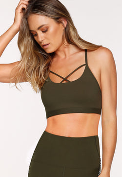 Lorna Jane Gym Sports Bra