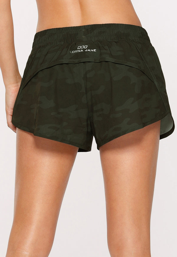 Lorna Jane In Your Stride Run Short