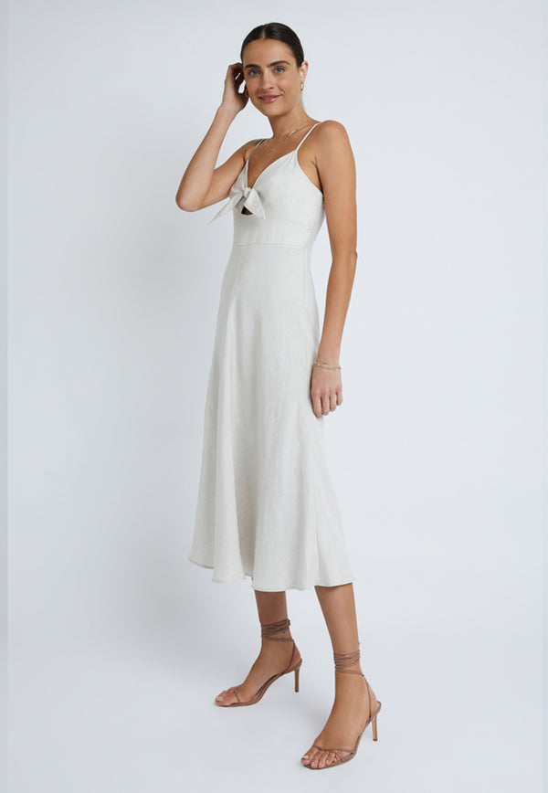 Staple the Label Ines Tie Sundress