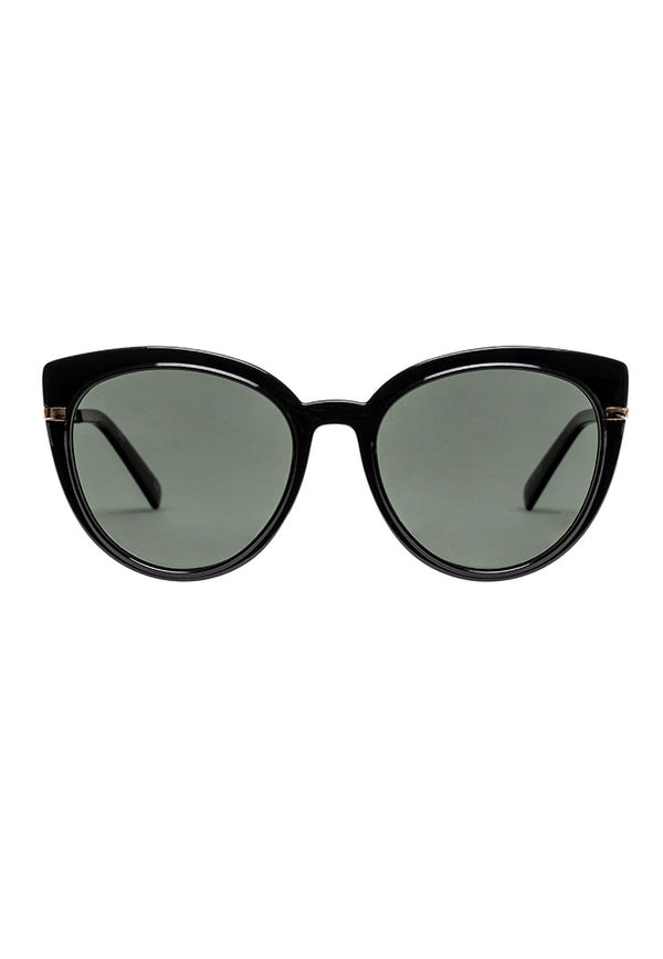 Le Specs Promiscuous Sunglasses - Black