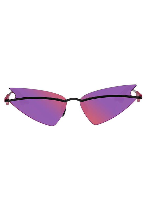 Le Specs SheEO Sunglasses - Black