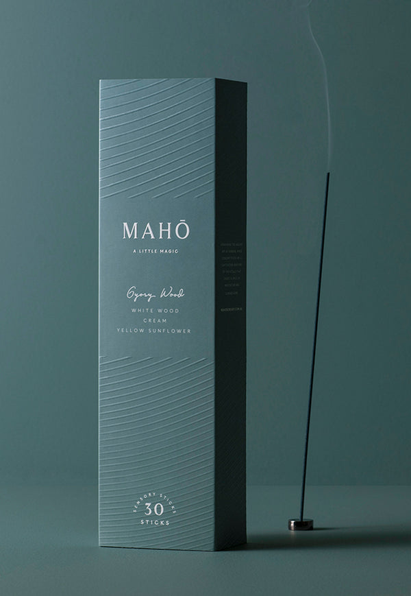 MAHŌ Sensory Sticks - Gypsy Wood