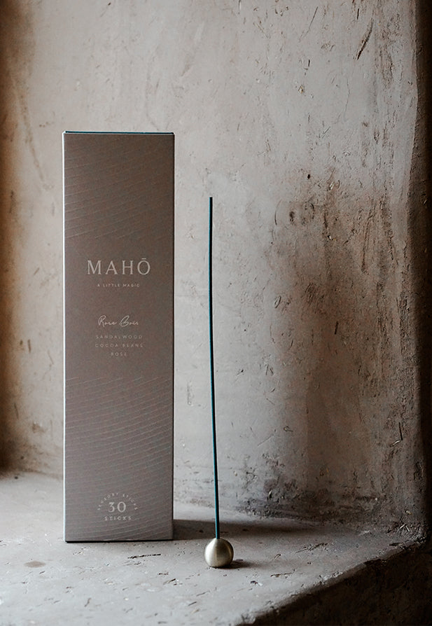 MAHŌ Sensory Sticks - Rose Bois