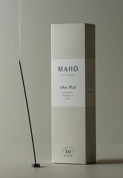 MAHŌ Sensory Sticks - White Musk