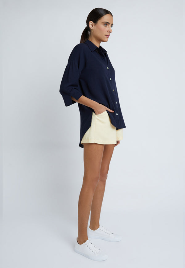 Staple the Label Marmont Oversized Shirt