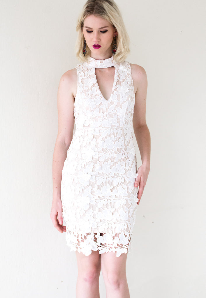 lace dress for date night
