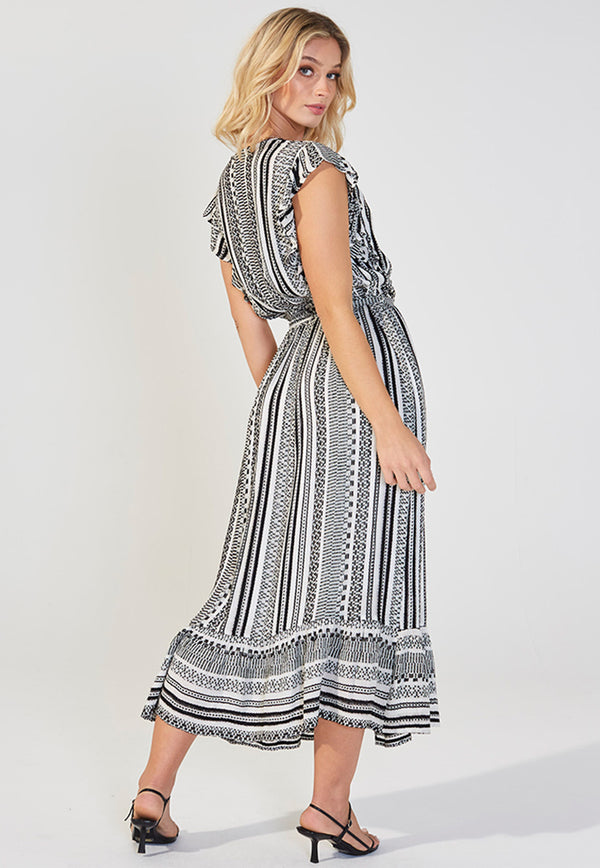MINKPINK Heavenly Touch Maxi Dress