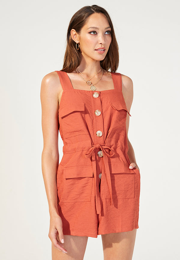 MINKPINK Traction Romper