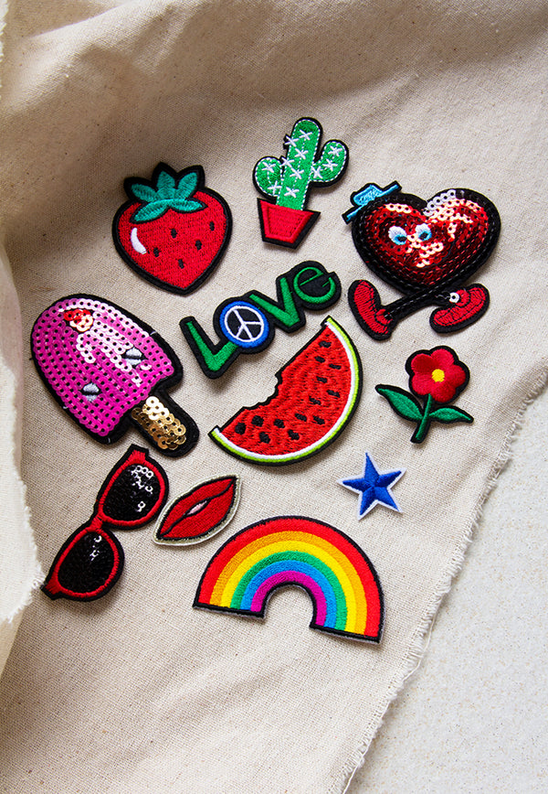 Just Gaya's Patches Pack - Favourite Things