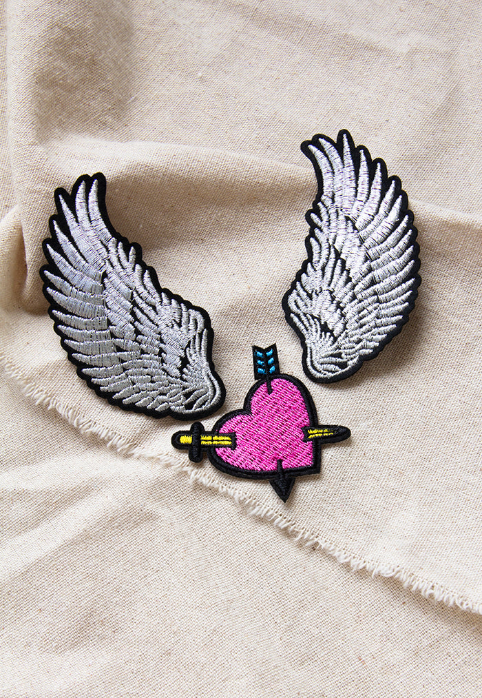 Just Gaya's Patches Pack - Angel