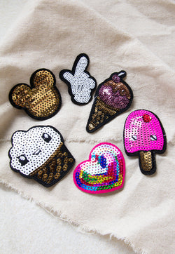 Just Gaya's Patches Pack - Fun Times