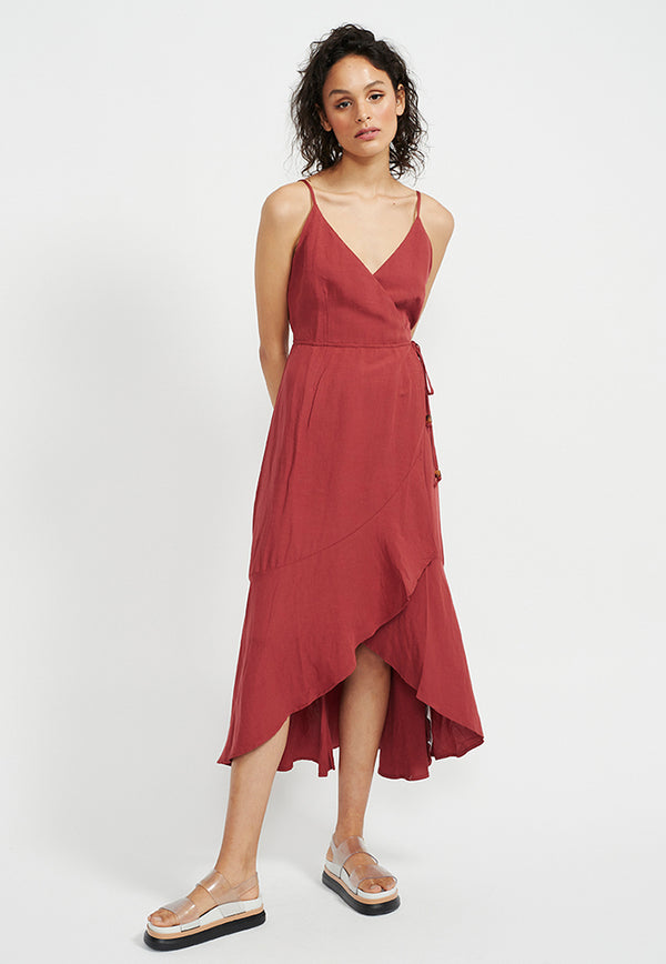 Staple the Label Emily Wrap Sundress