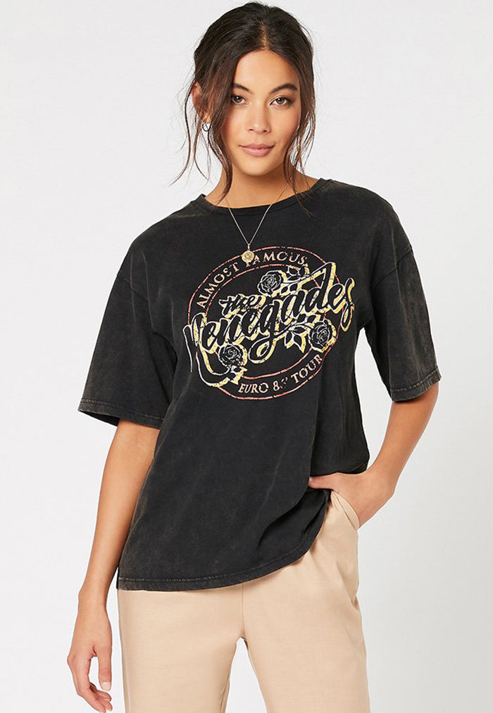 Minkpink renegades band tee