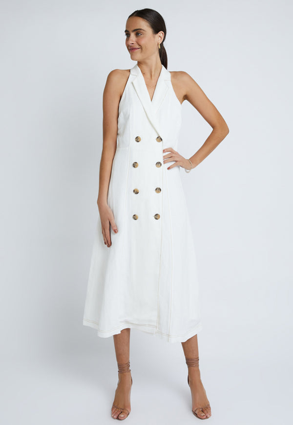 Staple the Label Sabine Midi Dress