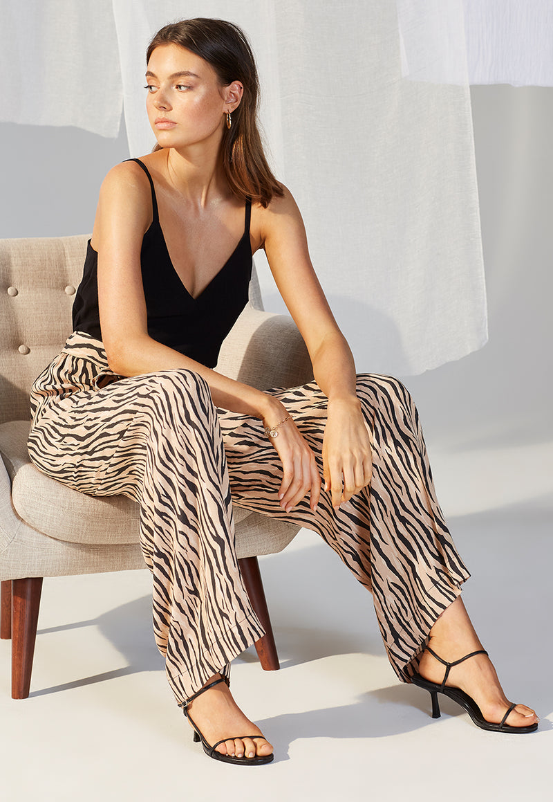 Staple the Label Savannah Wide Leg Pants