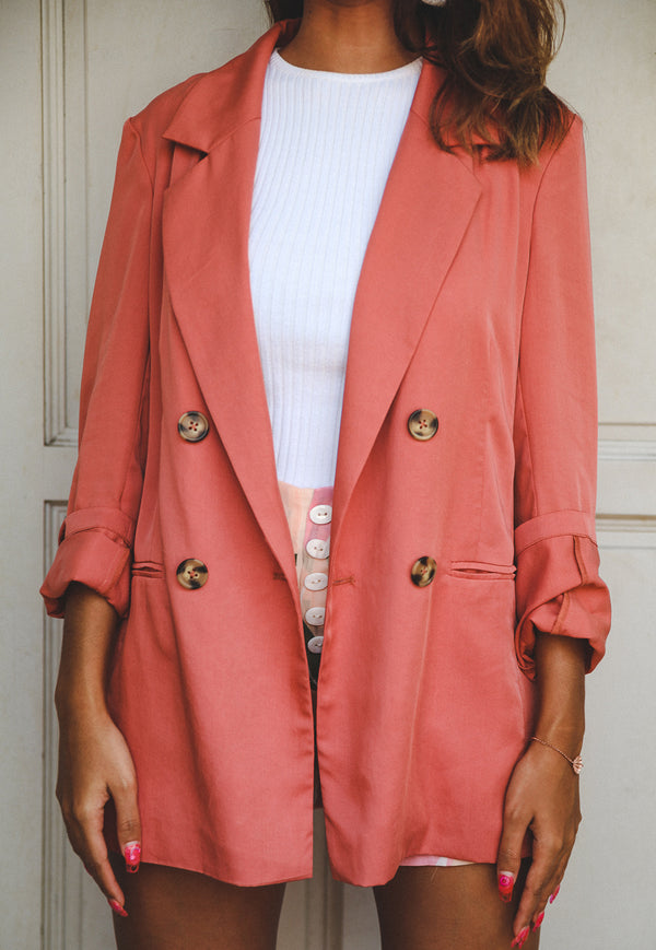 Staple the Label Brooklyn Soft Blazer