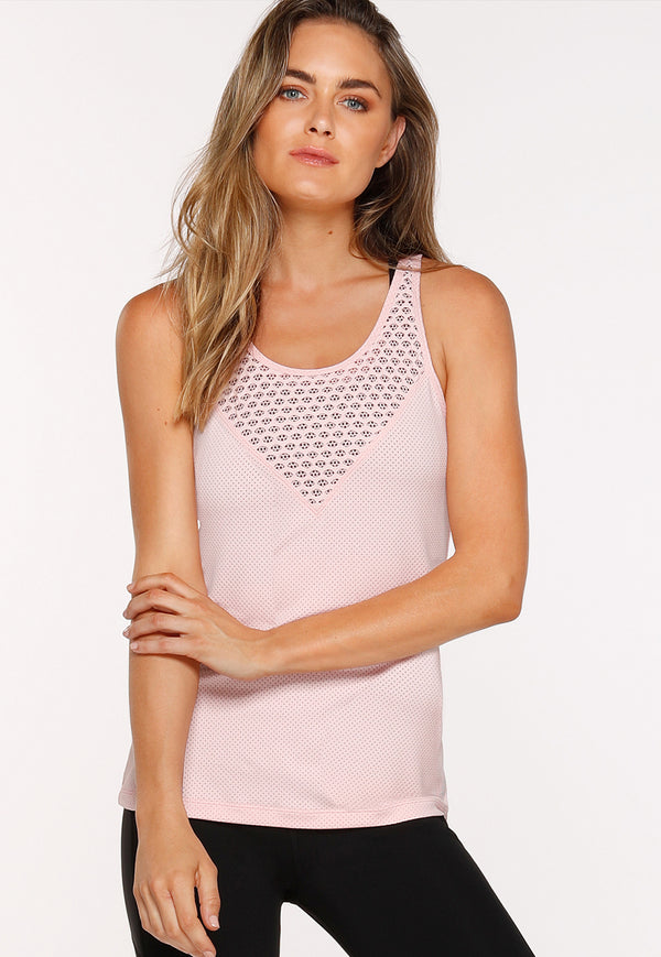 Lorna Jane Sweat it Out Excel Tank
