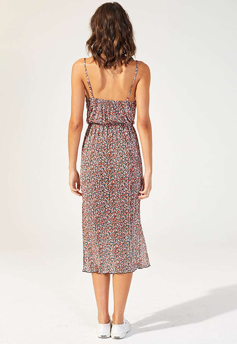 MINKPINK Under the Sun Midi Dress