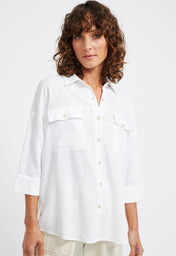 Staple the Label Willow Oversized Shirt