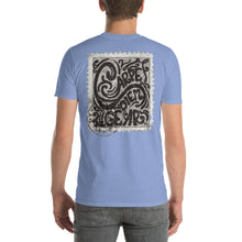 Load image into Gallery viewer, Men's Carpe Diem Gear Stamp (Grey) Short-Sleeve T-Shirt