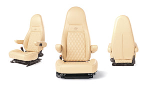 Aguti Milan Seats for Ducato 2007+ - Untrimmed