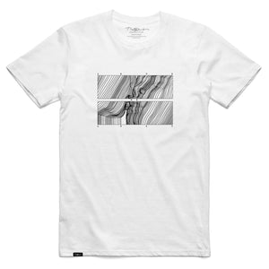 'Love or Lust' White Tee