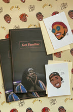 Load image into Gallery viewer, GET FAMILIAR HIP-HOP MAGAZINE GIFT PACK IMAGE-03