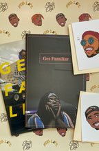 Load image into Gallery viewer, GET FAMILIAR HIP-HOP MAGAZINE GIFT PACK IMAGE-05
