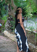 Load image into Gallery viewer, RESORT MAXI SKIRT DARK