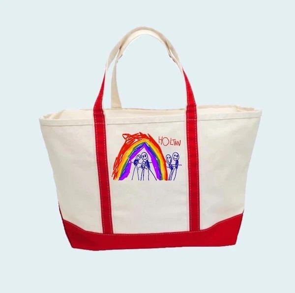 """Design Your Own"" Medium Tote Gift Set"
