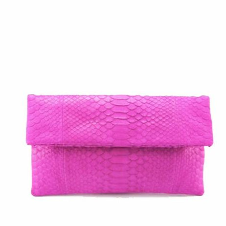 Hot Pink Clutch by Wiggle + Scoot