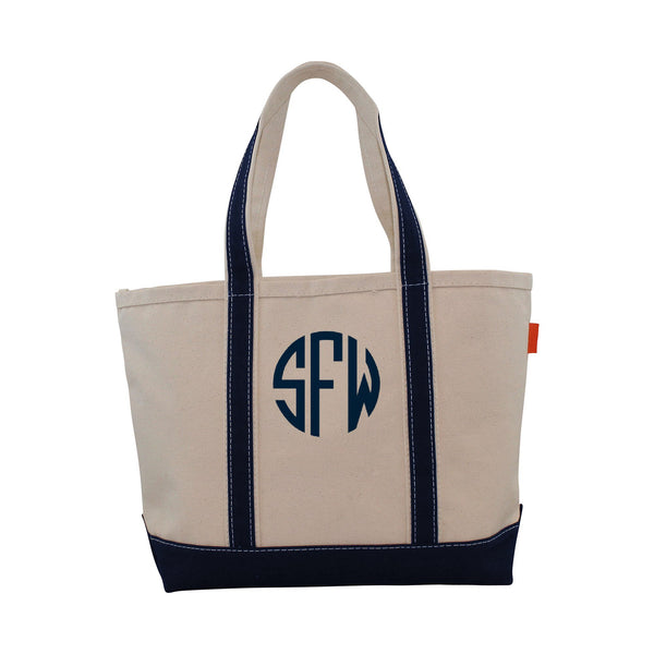 Medium Boat Tote Wiggle + Scoot