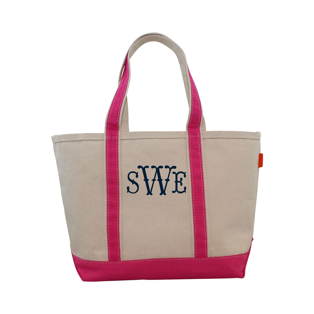 Canvas Tote Bag Wiggle + Scoot