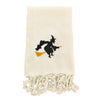Halloween Witch Turkish Hand Towel