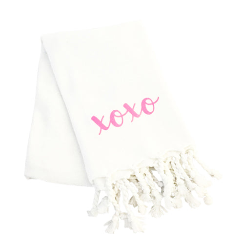 Xoxo Turkish Towel