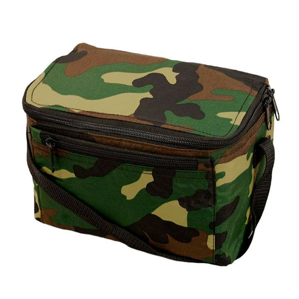 Camo Lunchbox WIggle + Scoot