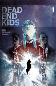 Dead End Kids #1 Virgin and Trade Dress An0maly Variant Set