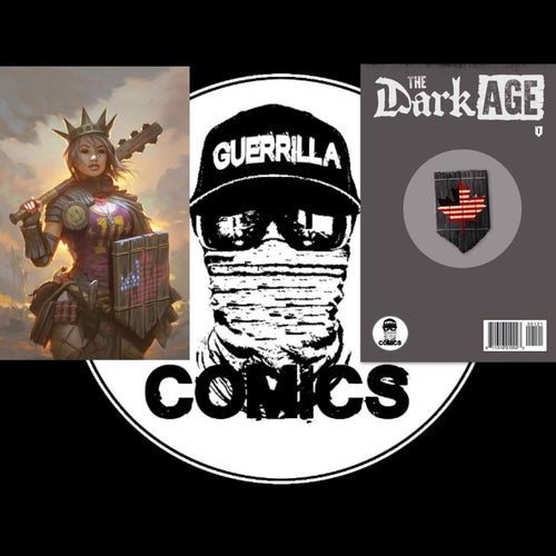 DARK AGE #1 EXCLUSIVE LTD 500