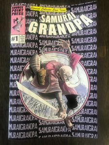 Samurai Grandpa #1 ASM 300 homage LTD 100
