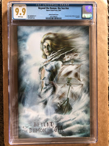 Beyond The Demon, The Sea Anomaly Exclusive Ltd 100 CGC 9.9!!! One-of-a-kind!!!