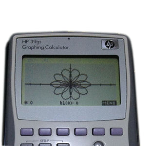HP39gs Graphing Scientific calculator