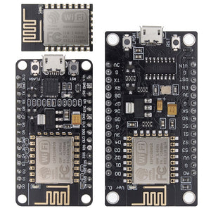 Wireless module CH340/CP2102 NodeMcu V3 V2 Lua WIFI Internet of Things development board based ESP8266 ESP 12E with pcb Antenna