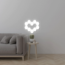 Load image into Gallery viewer, Touch Sensitive Quantum Wall Lamps Magnetic Assembly Modular Lighting for Home Decor