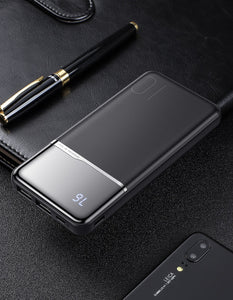 10Ah Portable Charging PowerBank - USB External Battery Charger