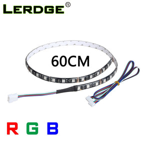 3D Printer Accessories - LED Light Strip with Cable for Lerdge Dual Extruder Module