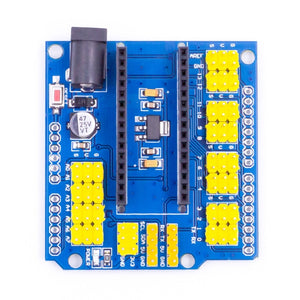 Nano Board CH340/ATmega328P Without USB Cable, Compatible with Arduino Nano V3.0 ( Without Cable)