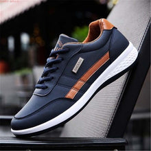 Load image into Gallery viewer, New 2019 Mens Shoes - Sneakers, Man Flats, HQ Casual Shoes, Pu Leather Loafers Shoes
