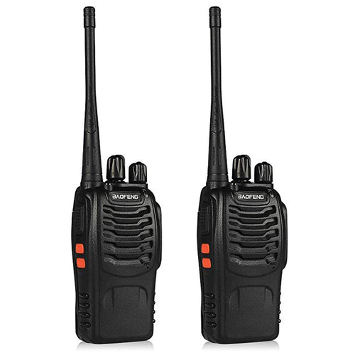 Portable Walkie Talkie Two Way Radios  - Hunting Transceiver with Earphone