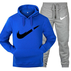 Track suit - new fashion men's sportswear hoodies spring and autumn - hip hop hoodie sweatpants